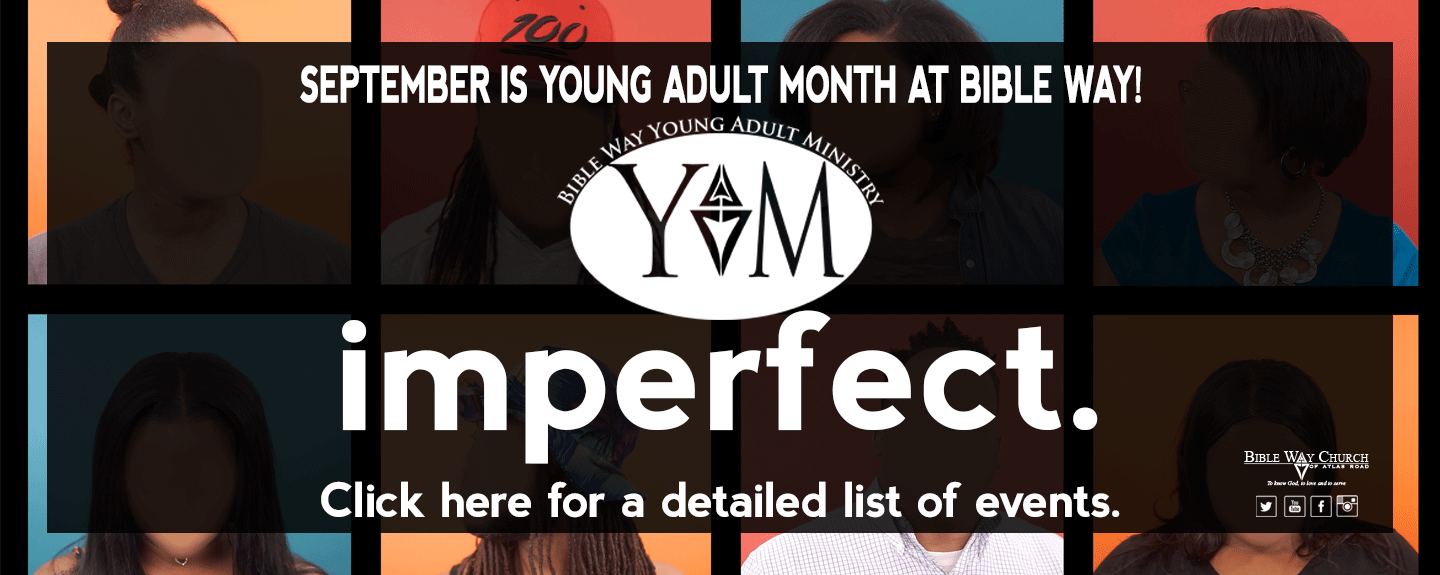 Young Adult Month 2017